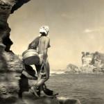Ama Japanese pearl diver