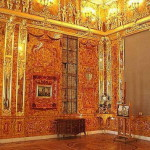 The eighth wonder of the world the Amber Room