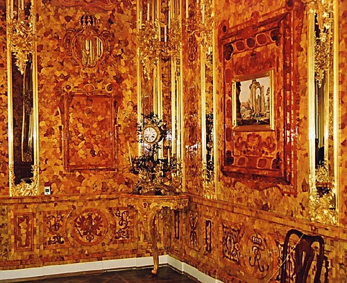 Beautiful Amber Room