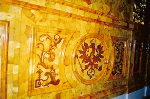 Symbols of Russia, Amber Room