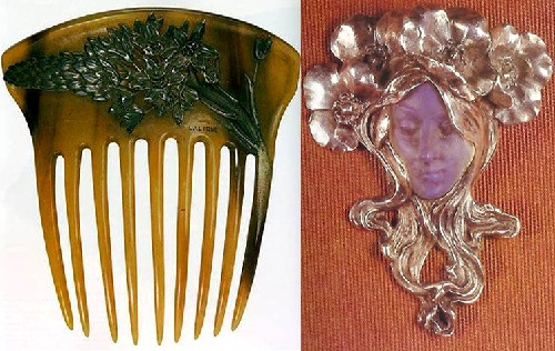 Art Nouveau design by Rene Lalique