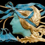 Any woman, regardless of class, when decorating herself even with the simplest hairpin made by the hands of the romantic Rene Lalique, became Beauty