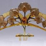 Hairpin. Art Nouveau Rene Lalique