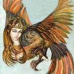 Elina Khasyanova, Sirin the bird