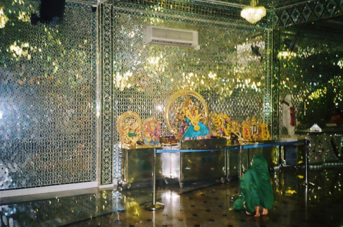 Glass Temple Arulmigu Sri Rajakaliamman