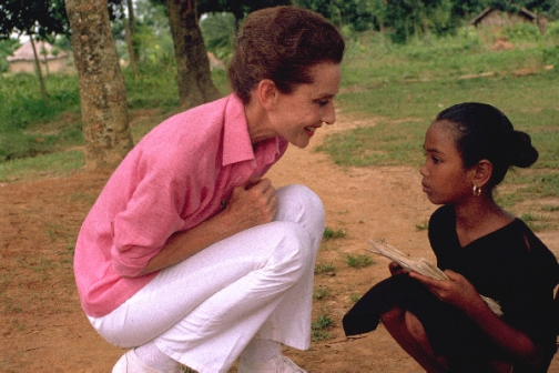 Audrey Hepburn - Bangladesh