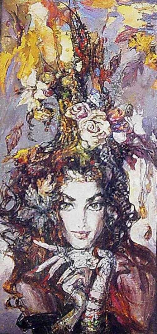 Paintings by Saira Keltaeva