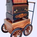 Bacigalupo Flute Barrel Organ