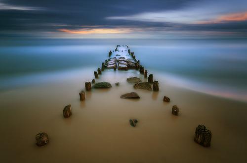 Baltic Summer by Krzysztof Browko, Poland