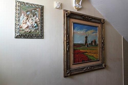 Painted by artist Konstantin Nikolaev. Rostov-on Don, Russia