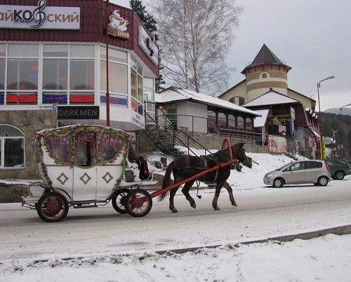 My Siberia - Belokurikha resorts