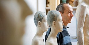 Bruno Walpoth, Italian sculptor
