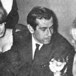 Catherine Deneuve, Brigitte Bardot et Roger Vadim