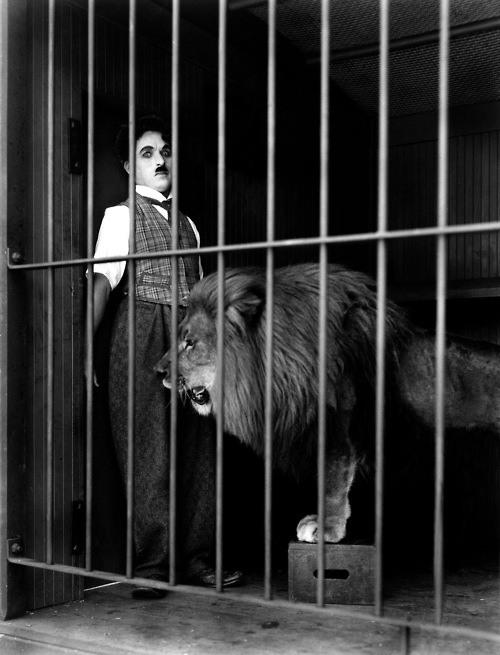 1928 silent film 'The Circus'