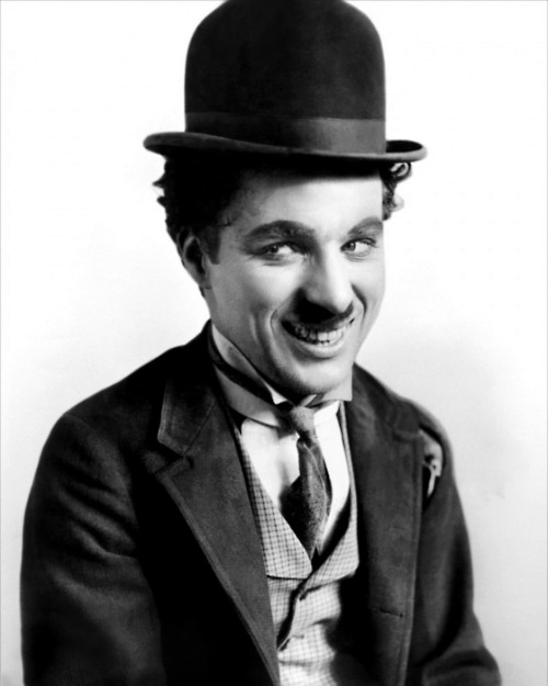 We think too much and feel too little – Charlie Chaplin