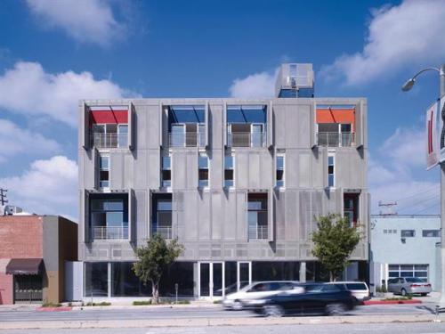The greenest buildings of 2011. Cherokee Studios - Los Angeles, United States