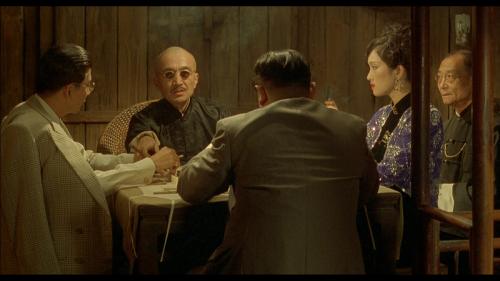 Chinese mafia triad