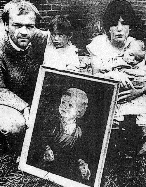 Victims of Curse of the Crying Boy