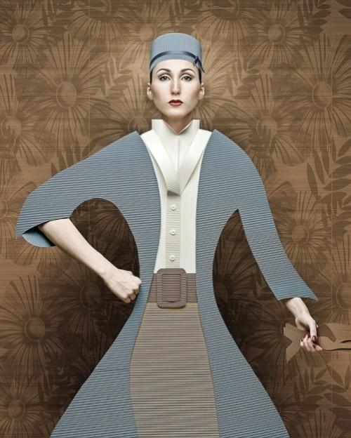 Work by Italian artist Christian Tagliavini