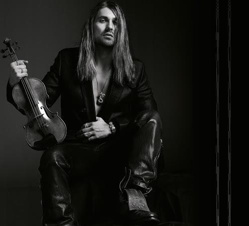 violinist David Garrett