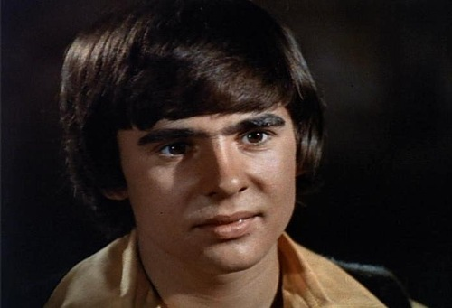 English singer-songwriter, musician, actor and businessman Davy Jones, The Monkees