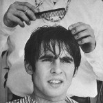 Young and handsome, Davy Jones