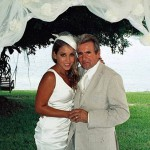 Jessica Pacheco and Davy Jones