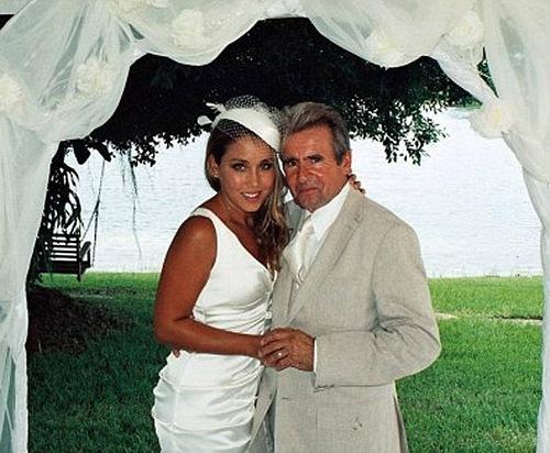 Davy Jones and Jessica Pacheco