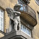 La belle epoque architecture of St Petersburg