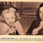 Still useful Tips for Single Women 1938