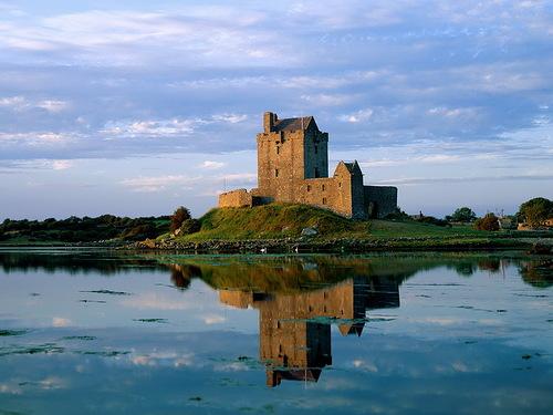 Dunguaire Castle, Kinvara, County Clare, Ireland