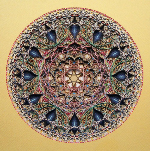 Paper Cut Art by Eric Standley
