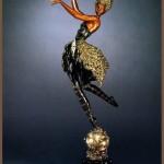 Sculpture by Romain de Tirtoff