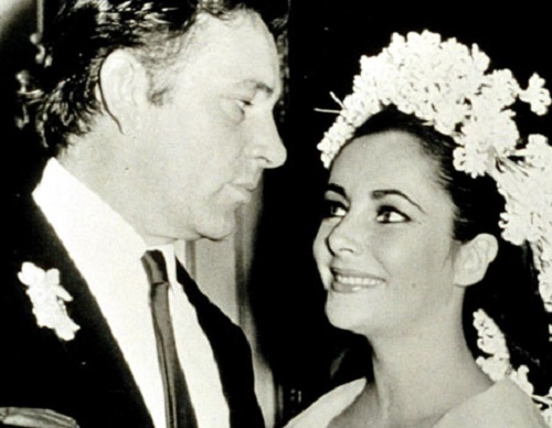 Elizabeth Taylor and Richard Burton married and divorced twice — with their second marriage lasting only nine months