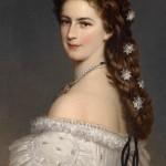 Empress Elisabeth of Austria Joseph Karl Stieler