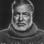 Ernest Hemingway (July 21, 1899 – July 2, 1961) – American author and journalist, committed suicide