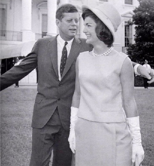 Even when Jacqueline Kennedy wore the most expensive European designs, she managed to look effortless, modern