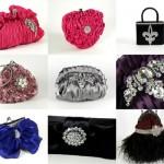 Evening bags by Clara Kasavina