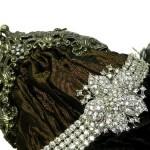 Stunning details - handmade bags by Clara Kasavina