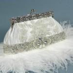 Wedding bridal bag