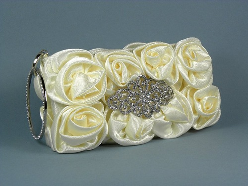Wedding bridal bag