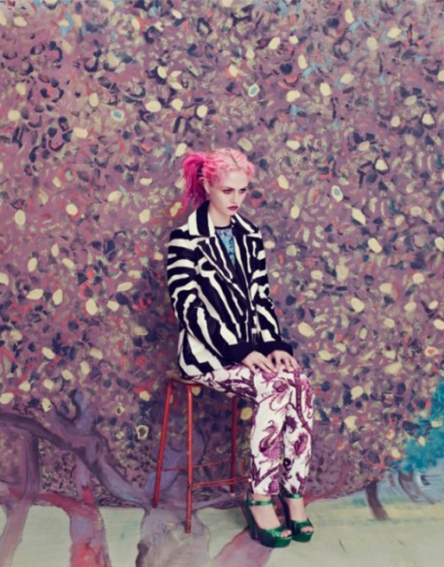 Fashion art photography by Elena Rendina