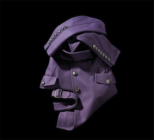 Beautiful denim jacket. Fashion faces by Austrian photographer Bela Borsodi