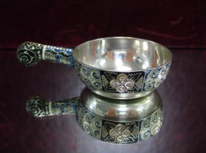 Antique Russian Silver by Faberge