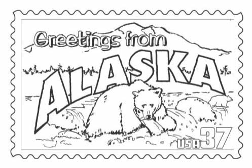 Greetings from Alaska