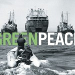 Environmental organization Greenpeace is 40