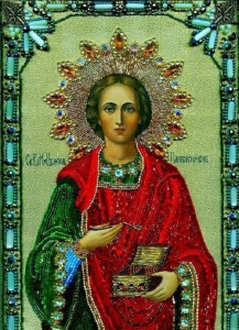 Holy Healer Panteleimon