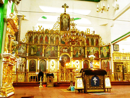 Holy Trinity Cathedral - Monument of the Ukrainian Baroque of XVIII century