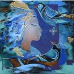 Beautiful Hot enamel works by Tatiana Sipovich