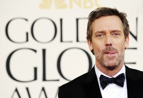 Hugh Laurie in Guinness World Records 2012